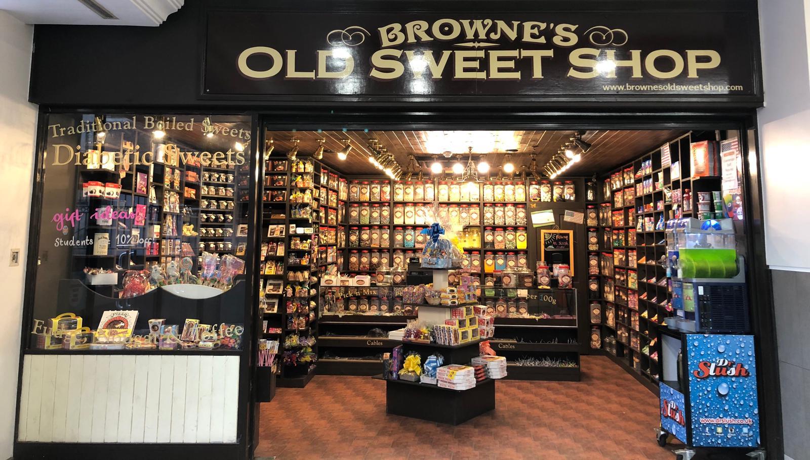 Brownes Old Sweet Shop